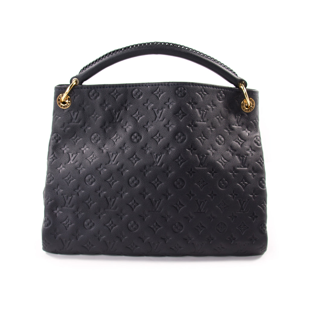 Louis Vuitton Monogram Empreinte Artsy MM Bags Louis Vuitton - Shop authentic new pre-owned designer brands online at Re-Vogue