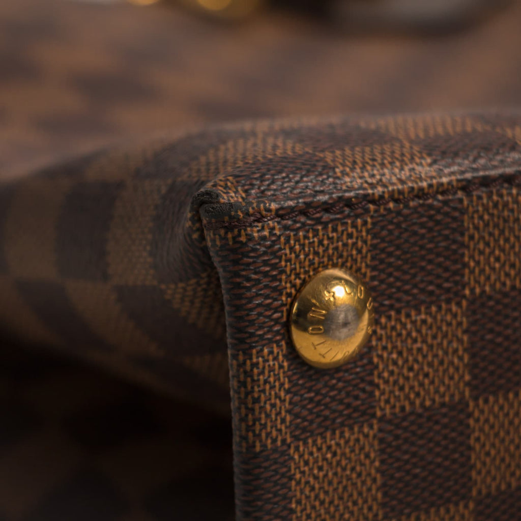 Louis Vuitton Damier Ebene Brompton Bags Louis Vuitton - Shop authentic new pre-owned designer brands online at Re-Vogue
