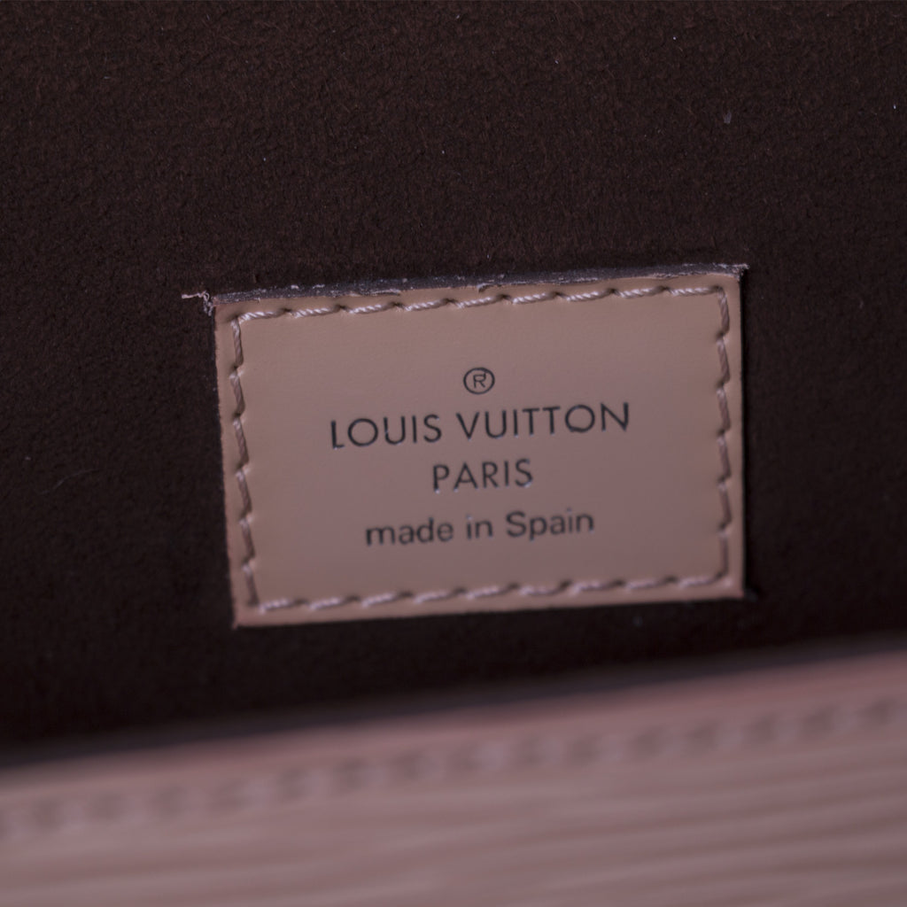 Louis Vuitton Epi Cluny BB Shoulder Bag