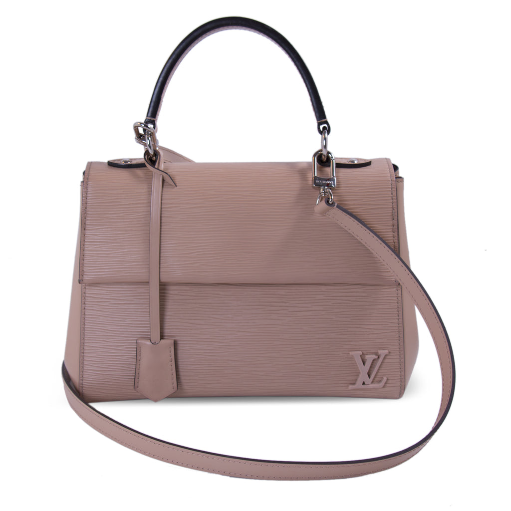 Shop authentic Louis Vuitton Epi Cluny BB Shoulder Bag at revogue ... 52c997b5ddc6b