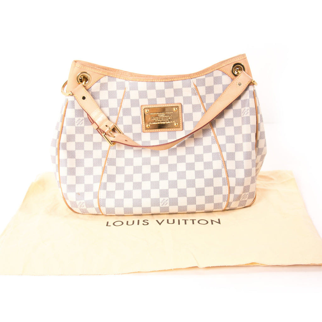 Louis Vuitton Damier Azur Galleria PM Bags Louis Vuitton - Shop authentic new pre-owned designer brands online at Re-Vogue