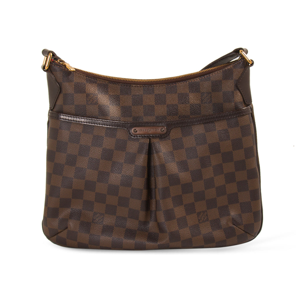 5789ddfcd130 Shop authentic Louis Vuitton Damier Ebene Bloomsbury PM at revogue ...