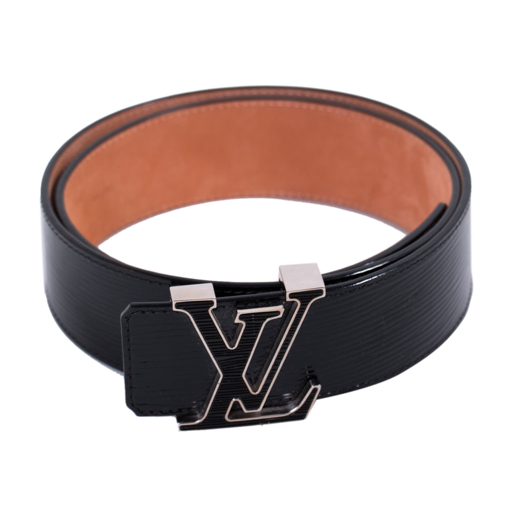 Louis Vuittion Epi Leather Initiales Belt 40MM Accessories Louis Vuitton - Shop authentic new pre-owned designer brands online at Re-Vogue