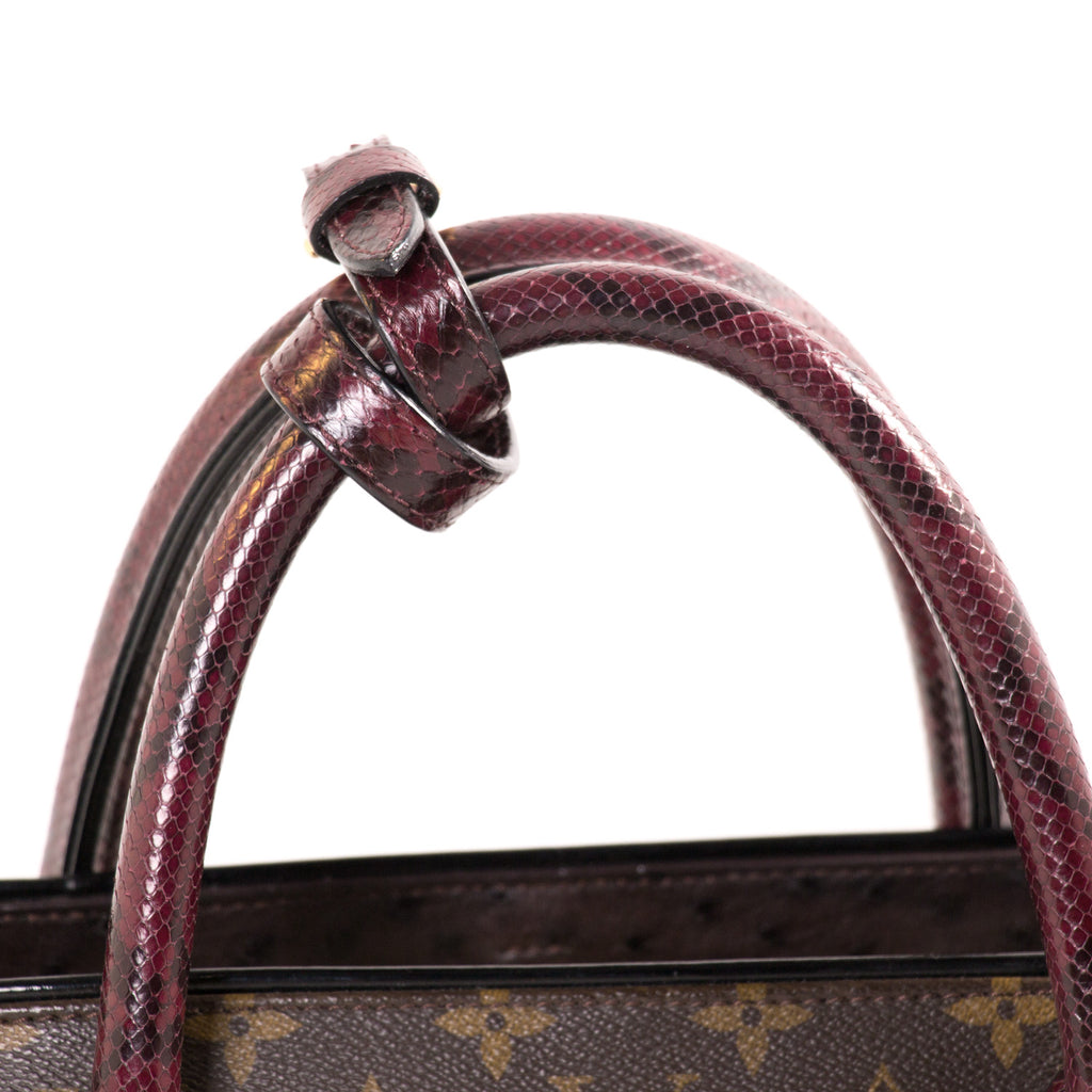 Louis Vuitton Monogram Exotique Etoile GM Bags Louis Vuitton - Shop authentic new pre-owned designer brands online at Re-Vogue