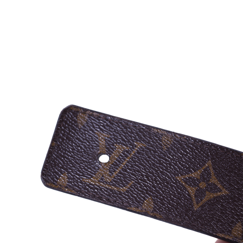 Louis Vuitton Monogram Reversible Initiales Belt Accessories Louis Vuitton - Shop authentic new pre-owned designer brands online at Re-Vogue