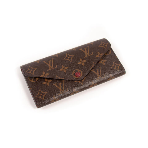 Louis Vuitton Monogram Buckle Belt