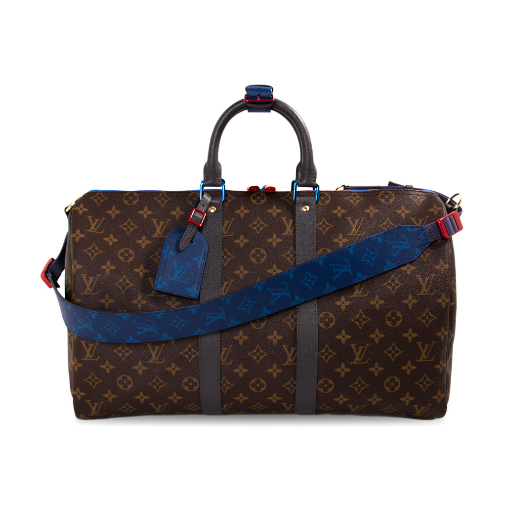 af7be7991 Louis Vuitton Keepall 45 Bandoulière Monogram Outdoor. Louis Vuitton Keepall  45 Bandoulière Monogram Outdoor