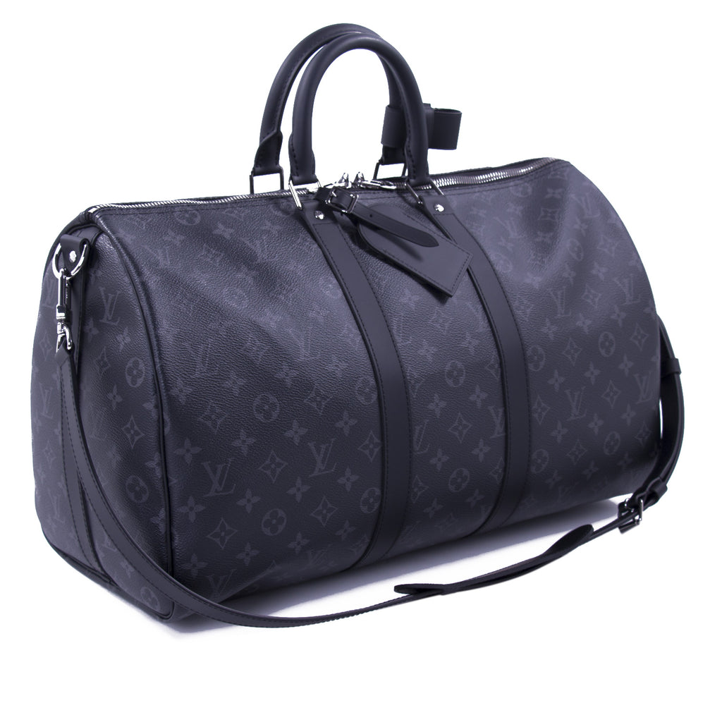 Louis Vuitton Eclipse Keepall 45 Bandouliere