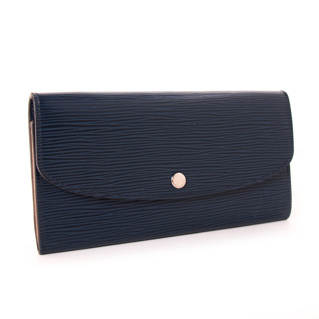 Louis Vuitton Epi Leather Emilie Wallet