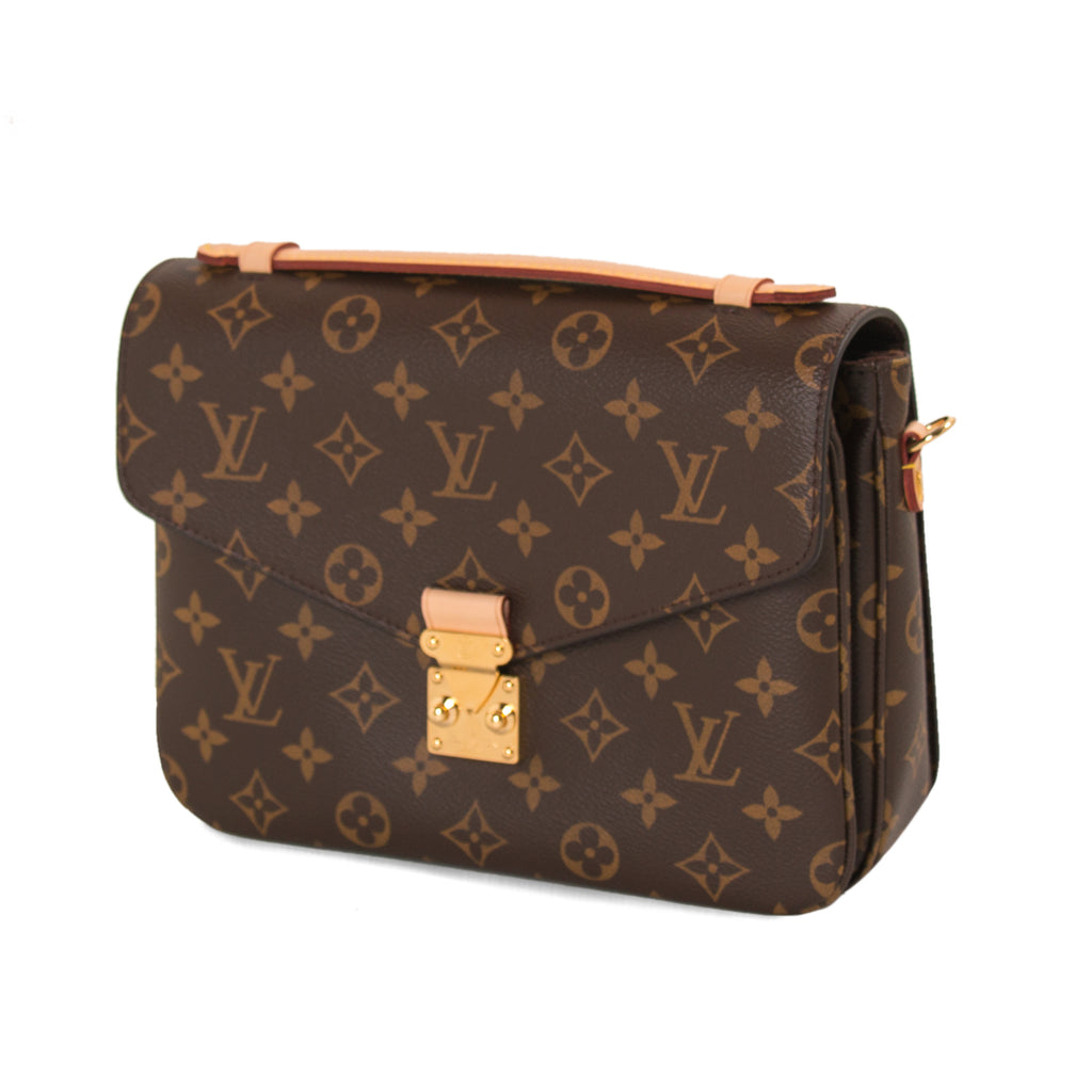 Louis Vuitton Monogram Pochette Metis Bags Louis Vuitton - Shop authentic new pre-owned designer brands online at Re-Vogue