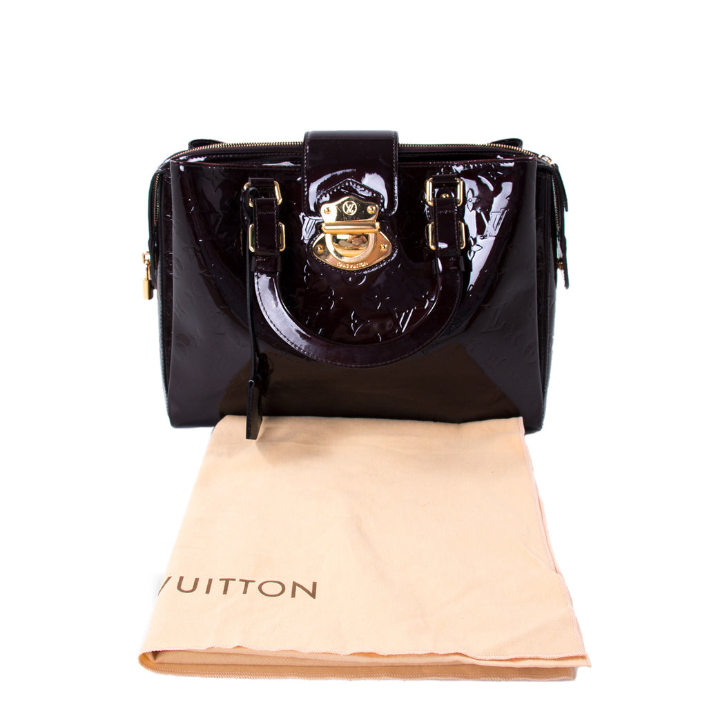 Louis Vuitton Vernis Melrose Avenue Bag Bags Louis Vuitton - Shop authentic new pre-owned designer brands online at Re-Vogue