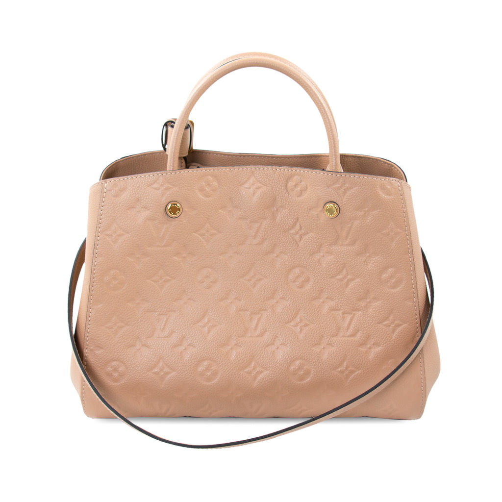 Shop authentic Louis Vuitton Montaigne MM at revogue for just USD ... 1cfb6c2bee1f8