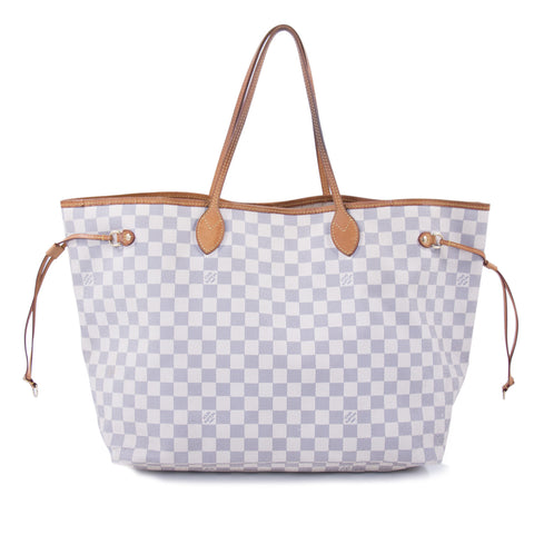Louis Vuitton Damier Ebene Neverfull GM