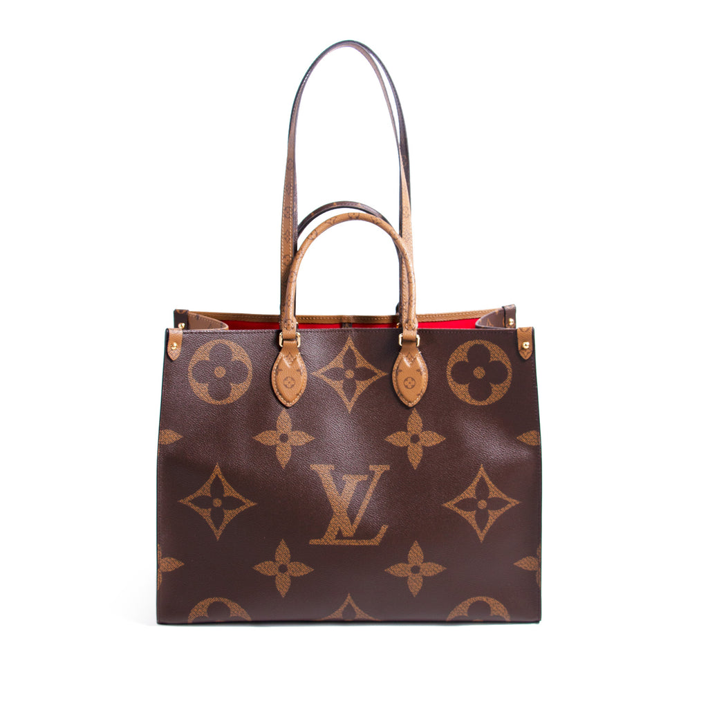 Louis Vuitton Onthego Monogram Tote Bag Bags Louis Vuitton - Shop authentic new pre-owned designer brands online at Re-Vogue
