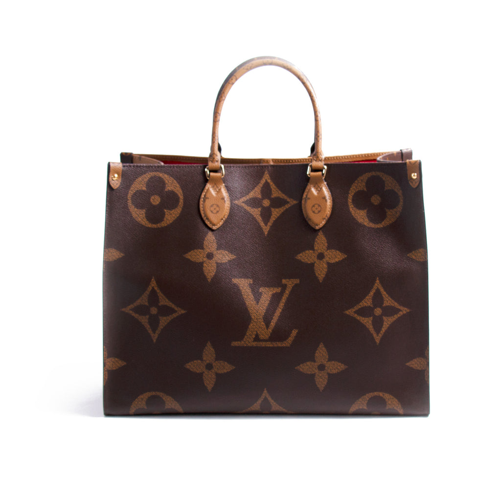 fe632a53b1 Shop authentic Louis Vuitton Onthego Monogram Tote Bag at revogue for just  USD 2,480.00