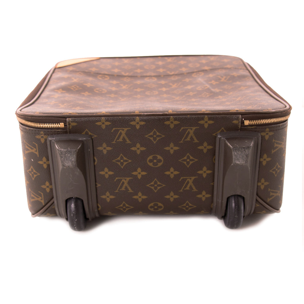 Louis Vuitton Monogram Pégase 45 Travel Bag Bags Louis Vuitton - Shop authentic new pre-owned designer brands online at Re-Vogue