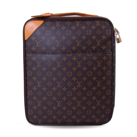 9281c50fe Louis Vuitton لويس فويتون. Louis Vuitton Monogram Pégase Légère 45 Travel  Bag