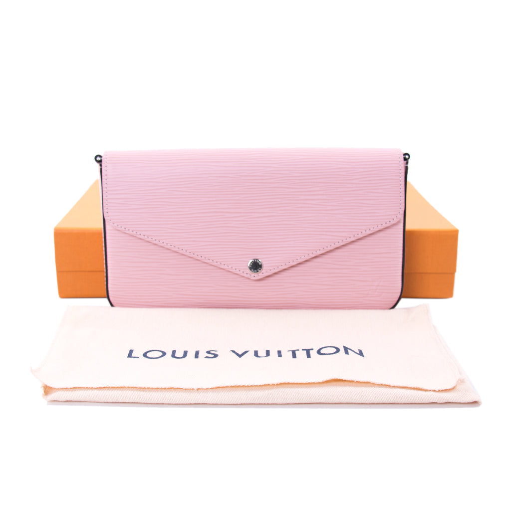 Louis Vuitton Epi Leather Pochette Félicie Bags Louis Vuitton - Shop authentic new pre-owned designer brands online at Re-Vogue