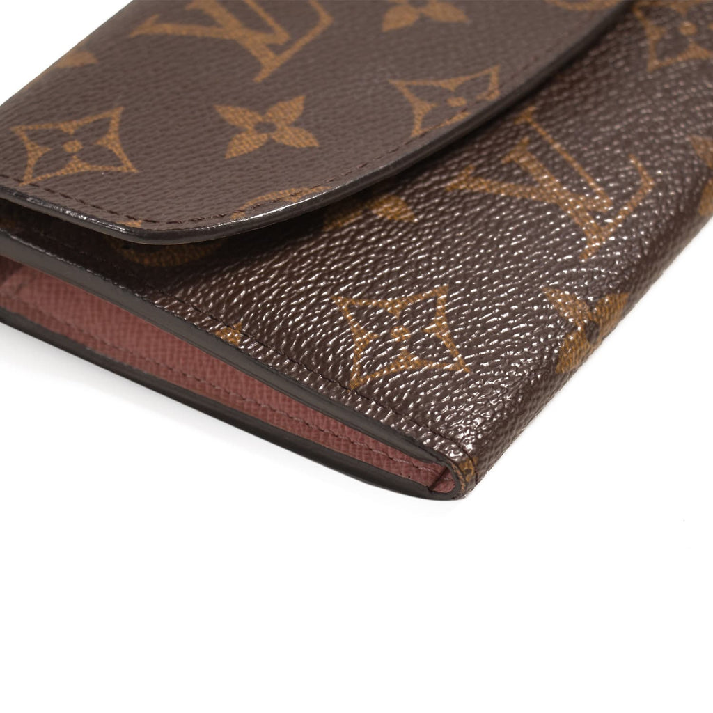 Louis Vuitton Monogram Emilie Wallet Accessories Louis Vuitton - Shop authentic new pre-owned designer brands online at Re-Vogue