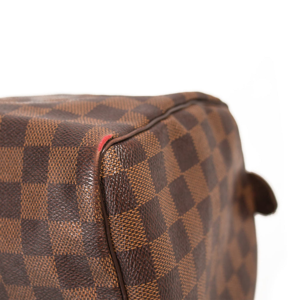 Louis Vuitton Damier Ebene Speedy 30 Bags Louis Vuitton - Shop authentic new pre-owned designer brands online at Re-Vogue