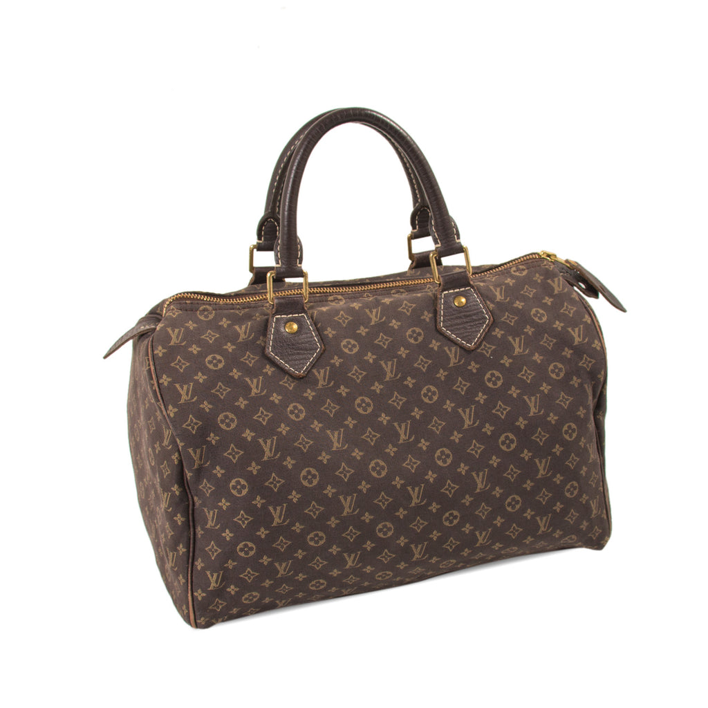 Louis Vuitton Monogram Idylle Speedy 30 Fusain Bags Louis Vuitton - Shop authentic new pre-owned designer brands online at Re-Vogue