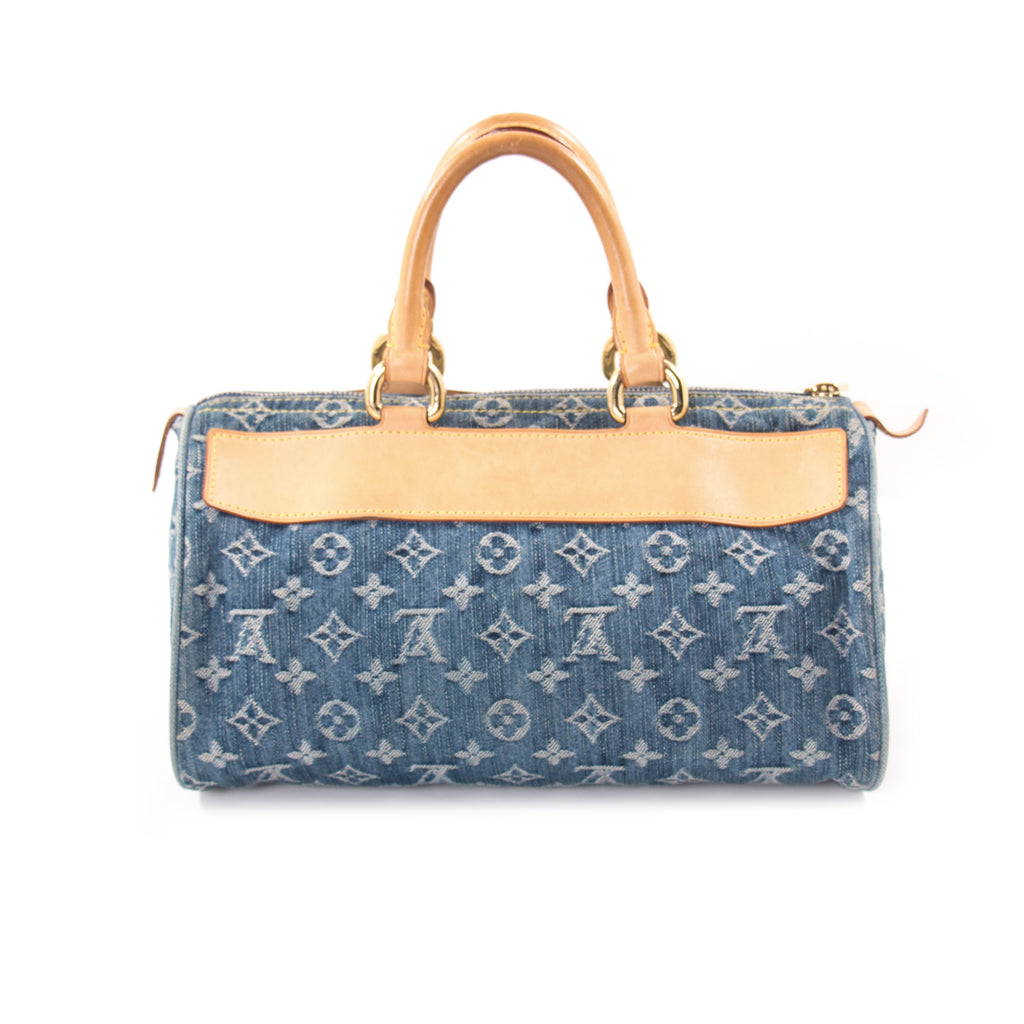 Louis Vuitton Monogram Denim Neo Speedy Bags Louis Vuitton - Shop authentic new pre-owned designer brands online at Re-Vogue