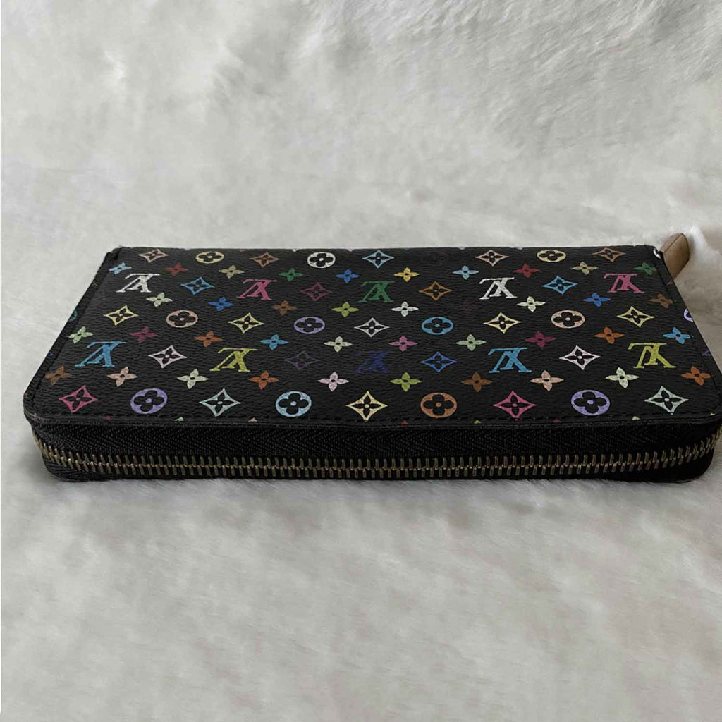 Louis Vuitton Murakami Zippy Wallet