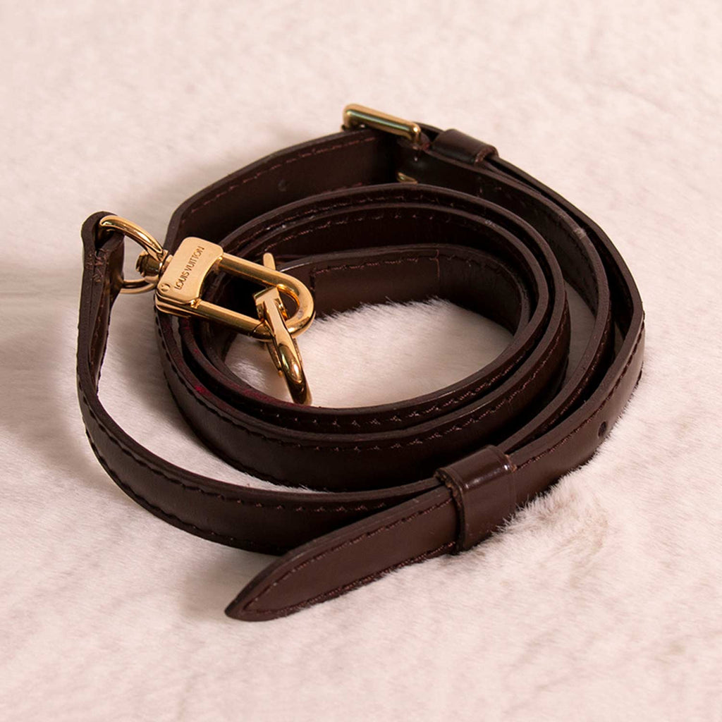 Louis Vuitton Ebene Adjustable Shoulder Strap