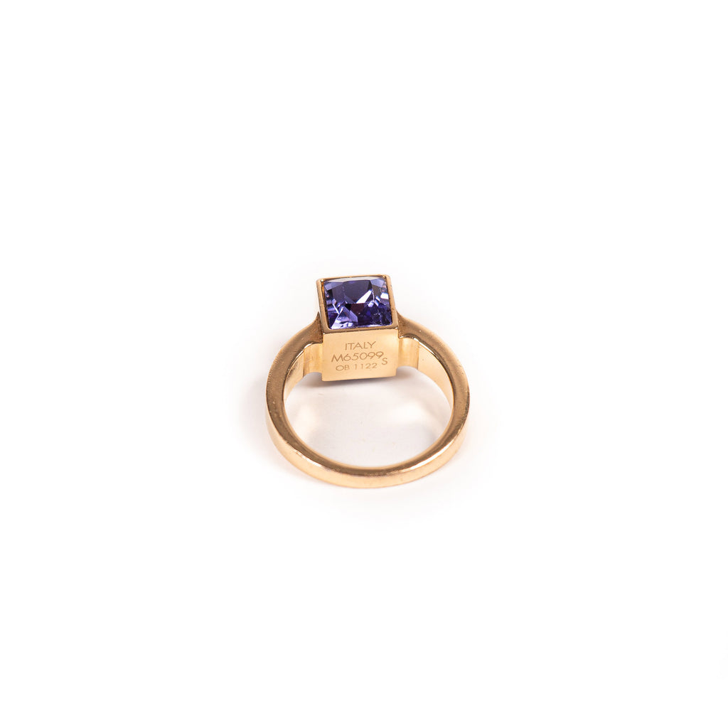 Louis Vuitton Crystal Gamble Ring Accessories Louis Vuitton - Shop authentic new pre-owned designer brands online at Re-Vogue