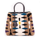 Fendi Shearling Large 2jours Tote Bags Fendi - Shop authentic new pre-owned designer brands online at Re-Vogue