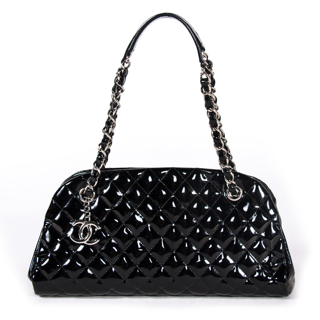 f7201a666b Chanel Just Mademoiselle Bowling Bag Bags Chanel - Shop authentic new  pre-owned designer brands. Chanel ...