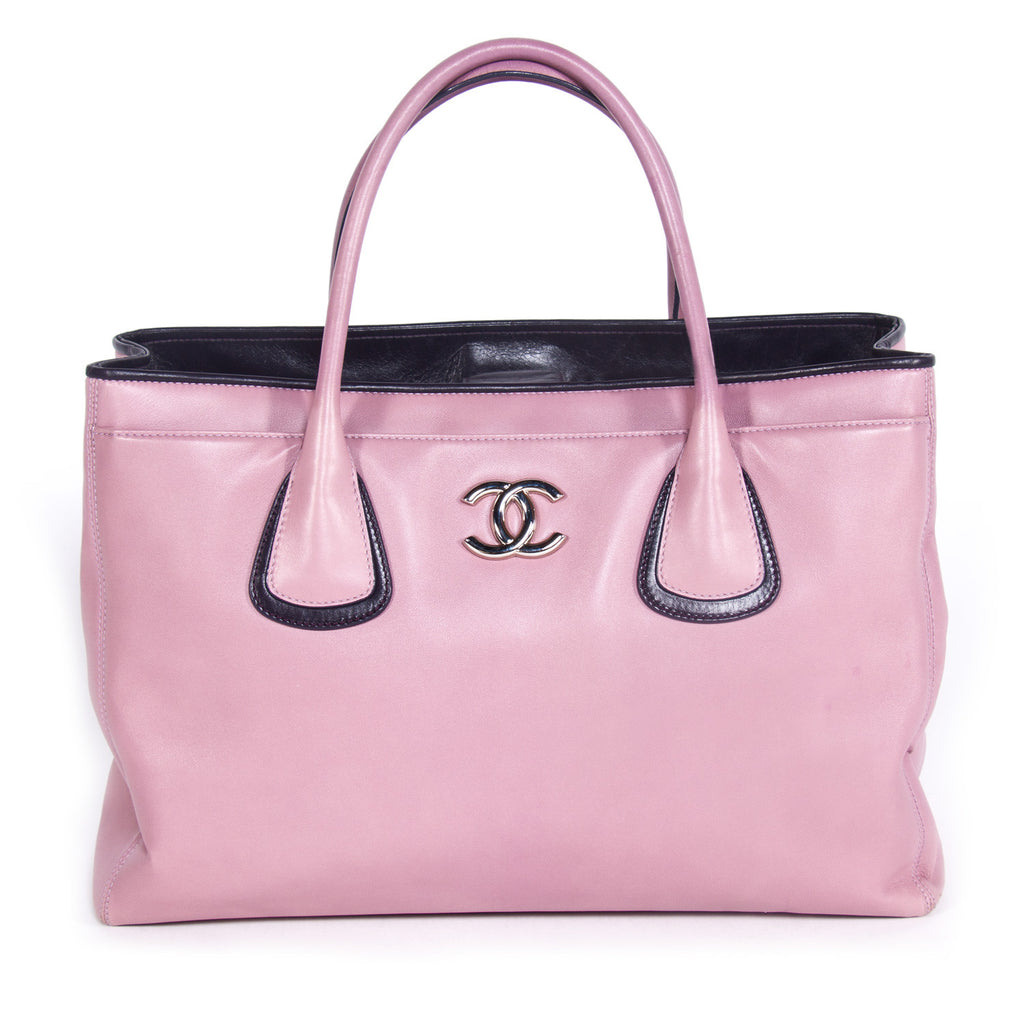 7554bcafa90bd1 Shop authentic Chanel Ultra Soft Cerf Tote at revogue for just USD ...