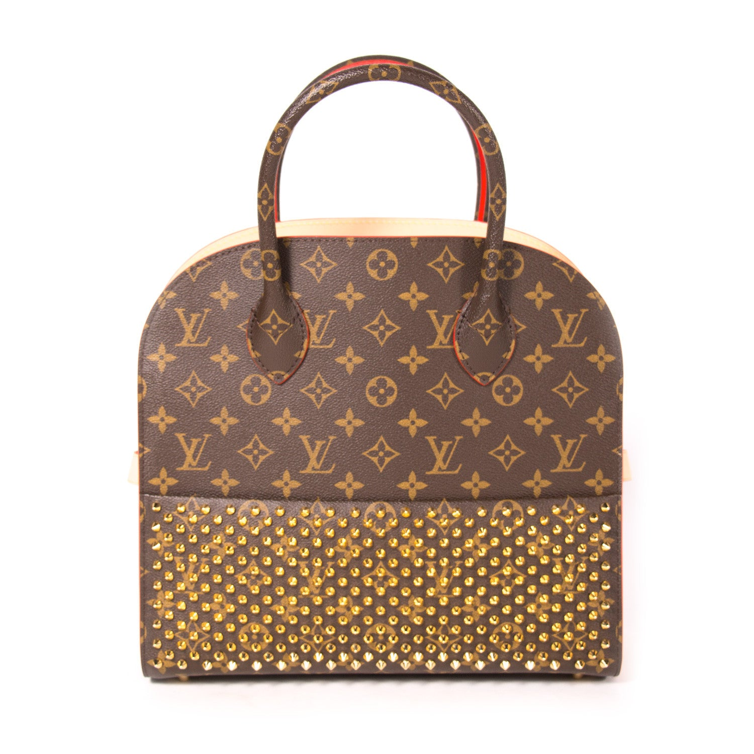fdba63ccc78e Shop authentic Louis Vuitton Shopping Bag Christian Louboutin at revogue  for just USD 4