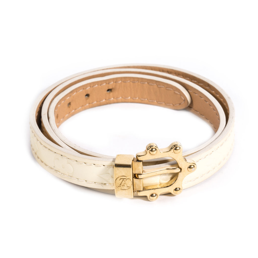 Louis Vuitton Wrap Bracelet -Shop pre-owned luxury designer brands on discount online at Re-Vogue