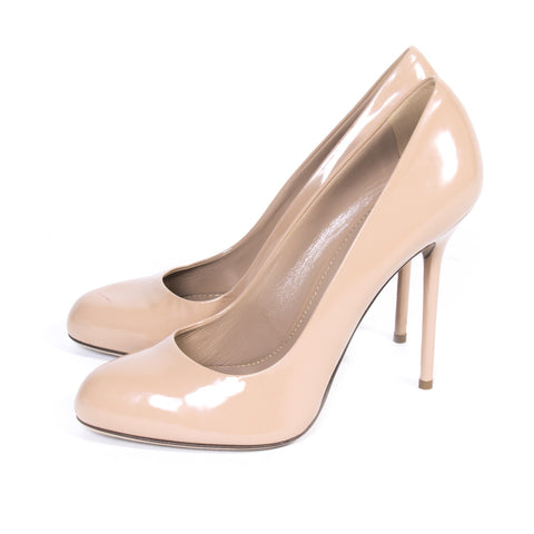 Christian Louboutin Rounded Toe Pumps