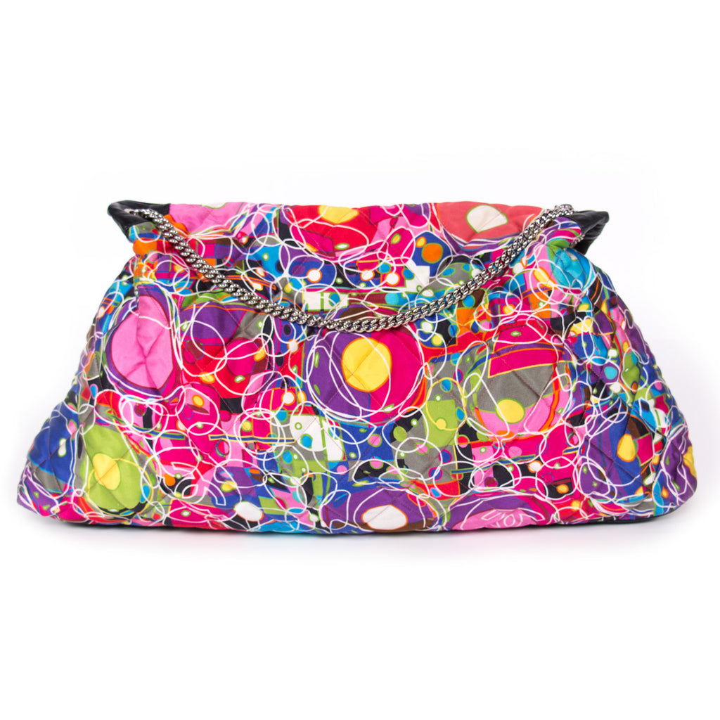 Chanel Multicolor Kaleidoscope Tote Bag Bags Chanel - Shop authentic new pre-owned designer brands online at Re-Vogue