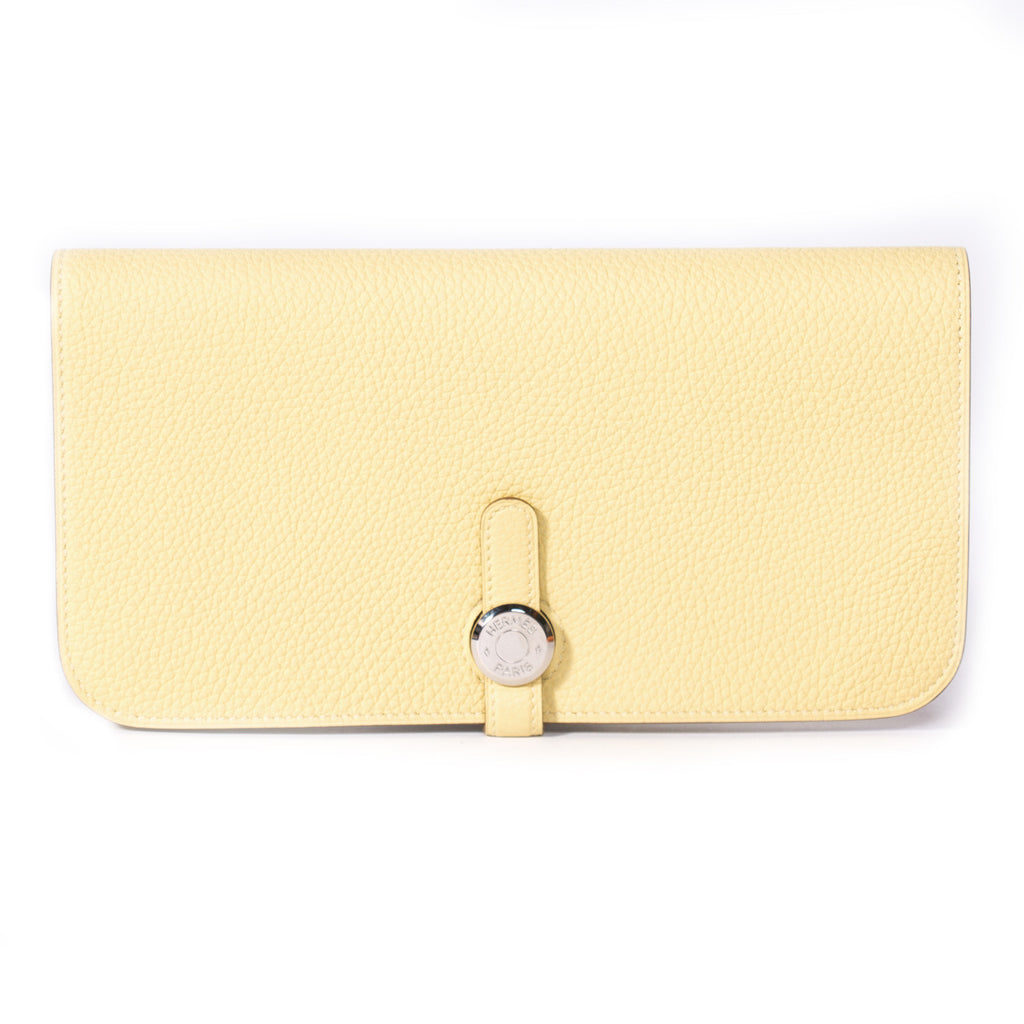 2036161721 Shop authentic Hermes Recto Verso Dogon Wallet at revogue for just ...