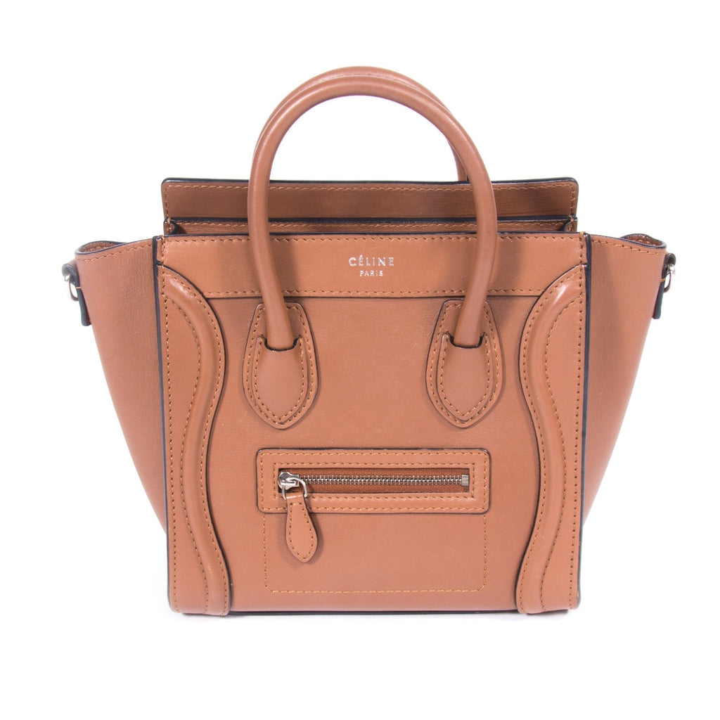 caa752e1440d Celine Nano Luggage Tote Bag Bags Celine - Shop authentic new pre-owned  designer brands