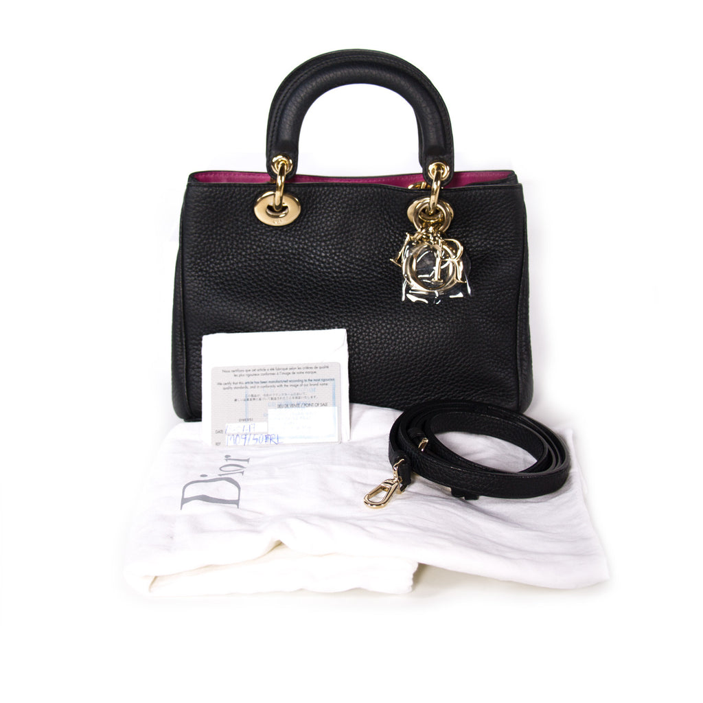 c82191bcece2 Christian Dior Mini Diorissimo Bag Bags Dior - Shop authentic new pre-owned  designer brands ...