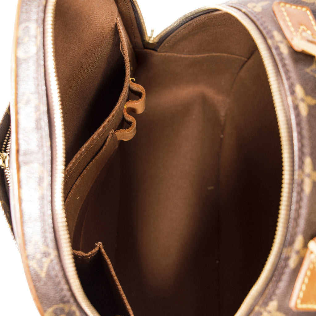 Louis Vuitton Sac A Dos Packall -Shop pre-owned luxury designer brands on discount online at Re-Vogue