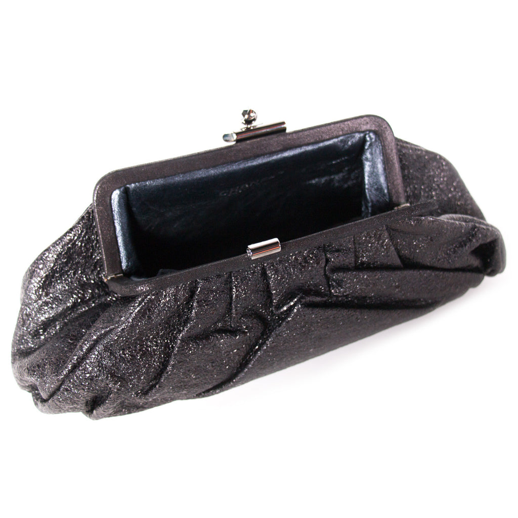 Chanel Crackled Frame Clutch Bags Chanel - Shop authentic new pre-owned designer brands online at Re-Vogue