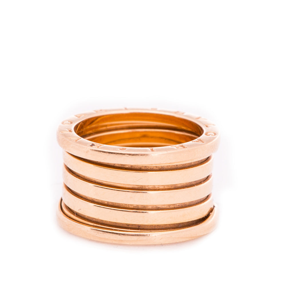 Bvlgari B.Zero1 4-Band Ring Accessories Bvlgari - Shop authentic new pre-owned designer brands online at Re-Vogue