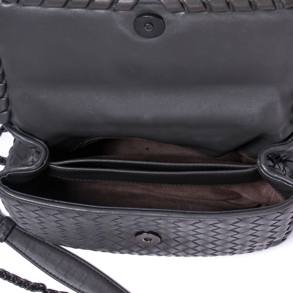 Bottega Veneta Olimpia Mini Intrecciato Bags Bottega Veneta - Shop authentic new pre-owned designer brands online at Re-Vogue