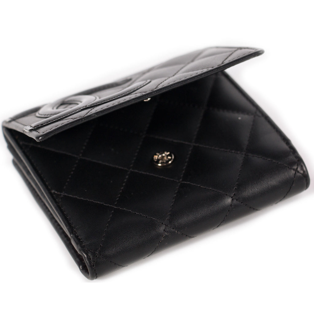 Chanel Cambon Ligne Compact Wallet Accessories Chanel - Shop authentic new pre-owned designer brands online at Re-Vogue