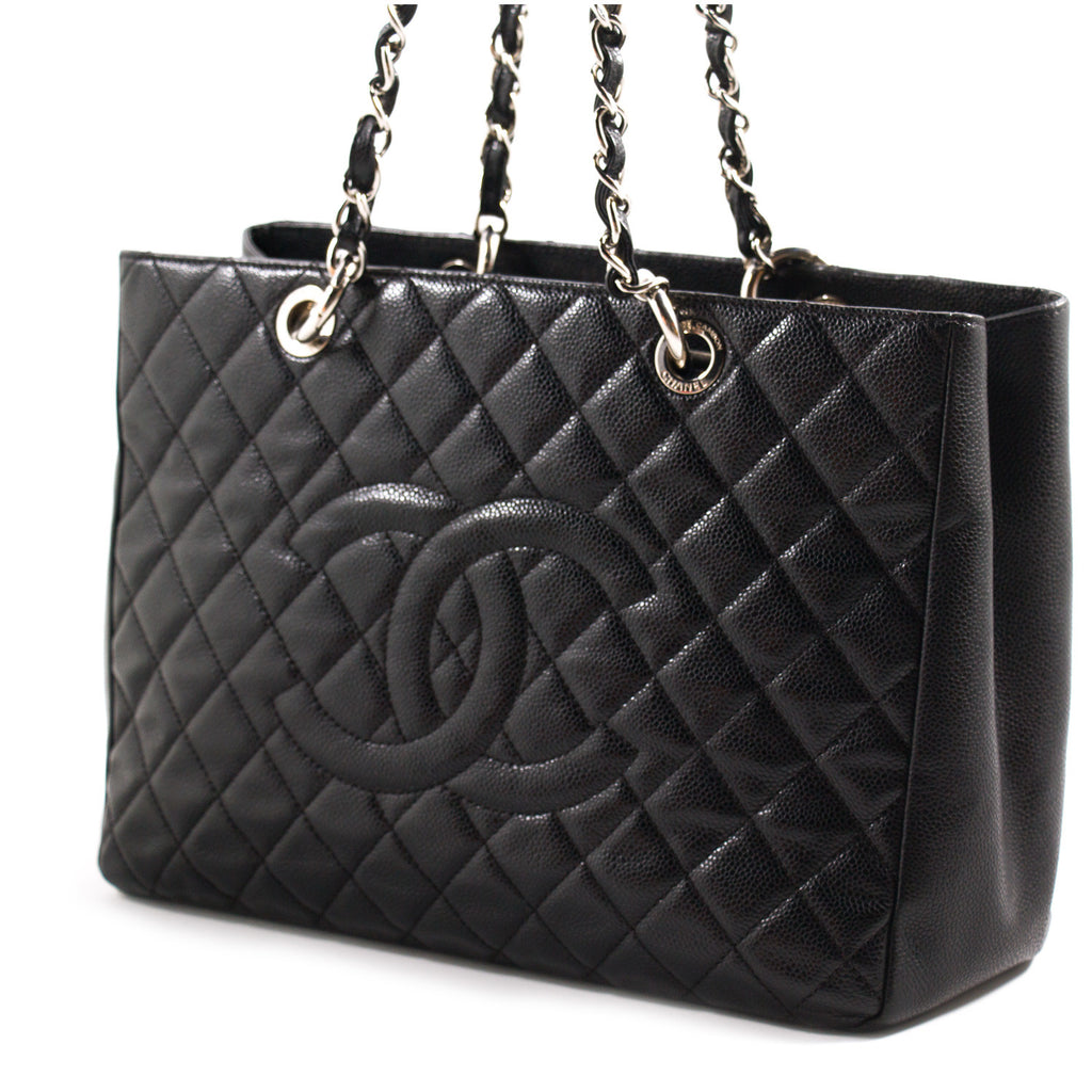 Chanel Grand Shopping Tote Bags Chanel - Shop authentic new pre-owned designer brands online at Re-Vogue