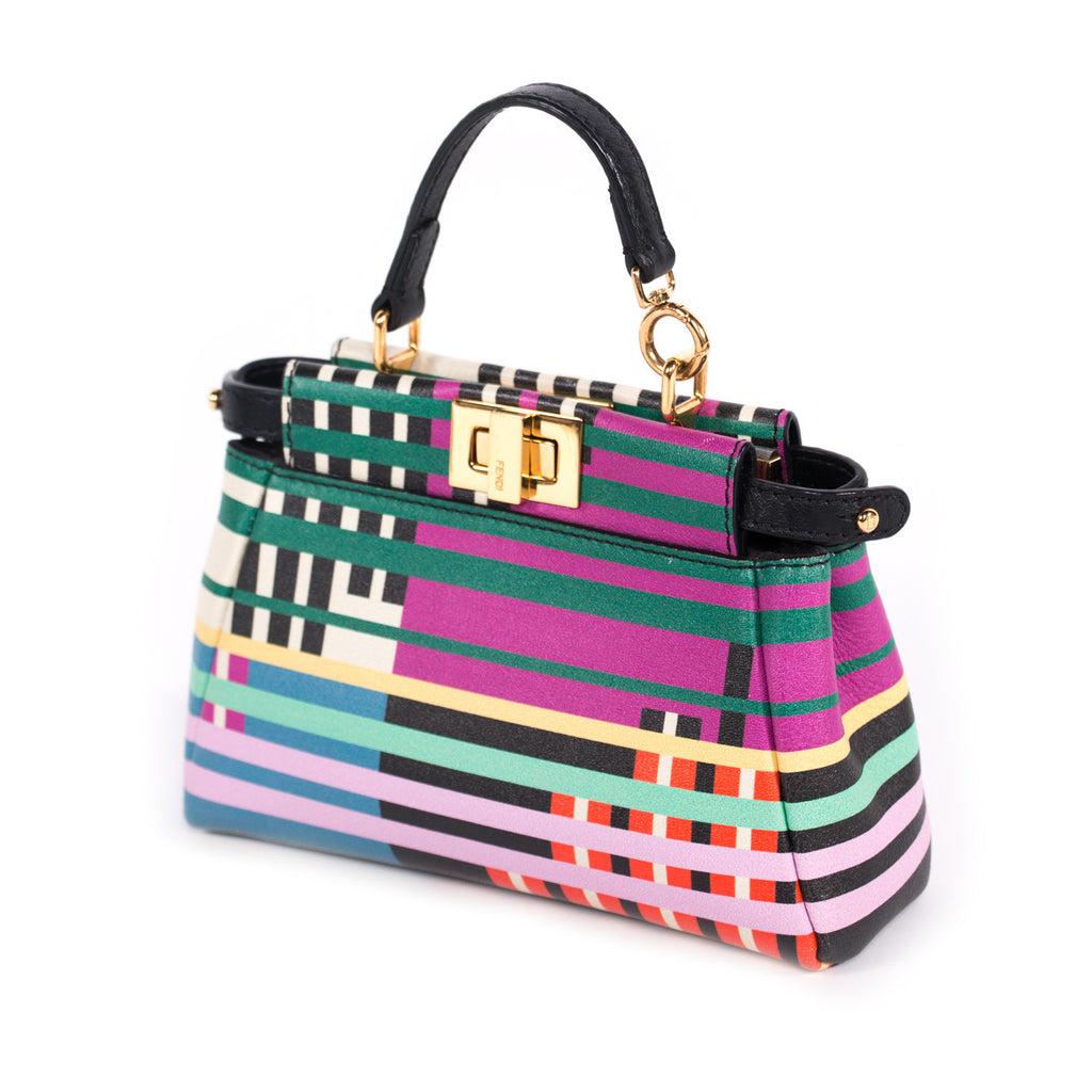 Fendi Micro Peekaboo Bag Bags Fendi - Shop authentic new pre-owned designer brands online at Re-Vogue