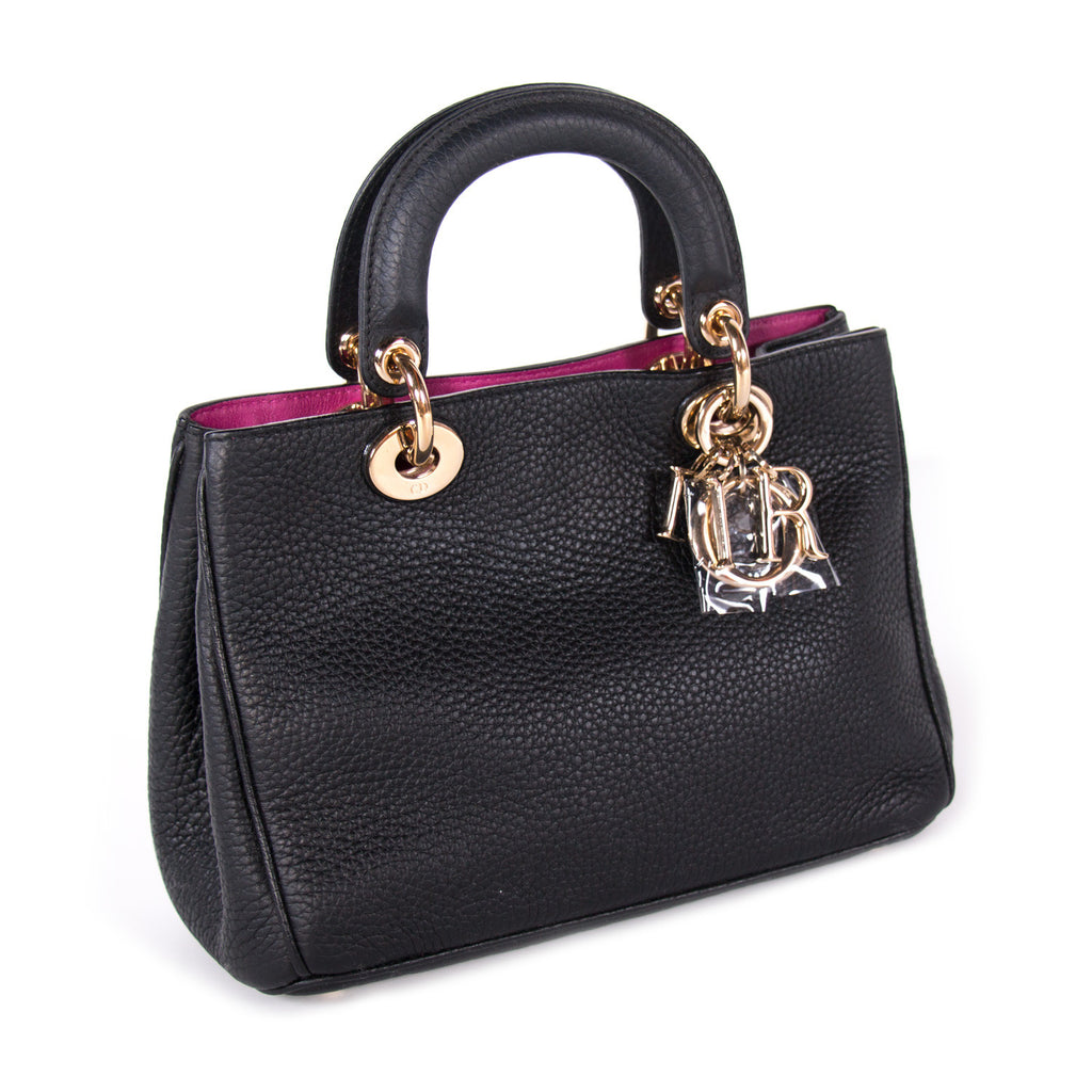 Christian Dior Mini Diorissimo Bag Bags Dior - Shop authentic new pre-owned designer brands online at Re-Vogue