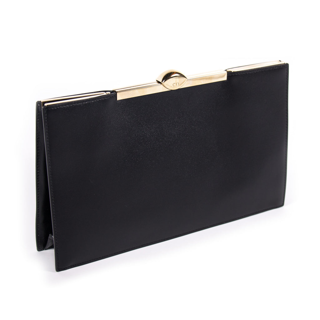 Christian Dior Box Clutch Bag Bags Dior - Shop authentic new pre-owned designer brands online at Re-Vogue