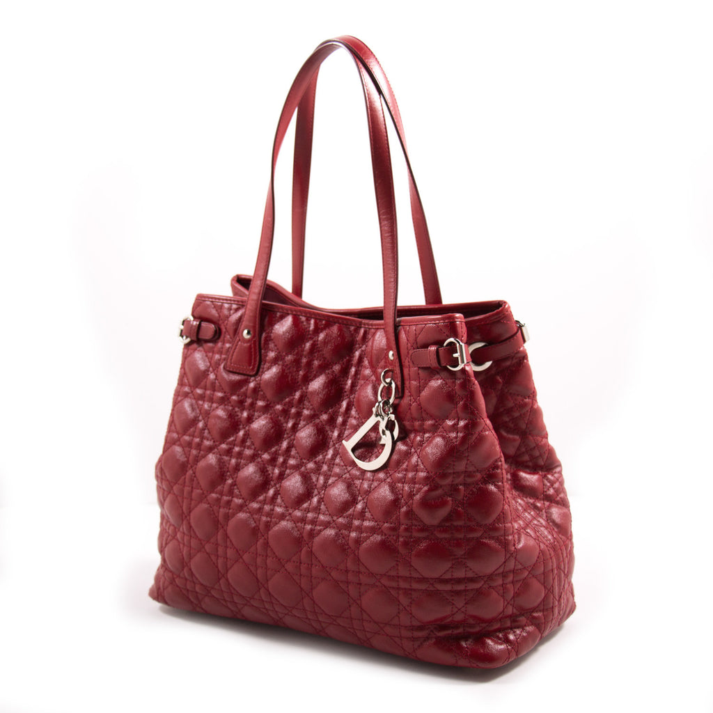Christian Dior Panarea Medium Tote Bags Dior - Shop authentic new pre-owned designer brands online at Re-Vogue