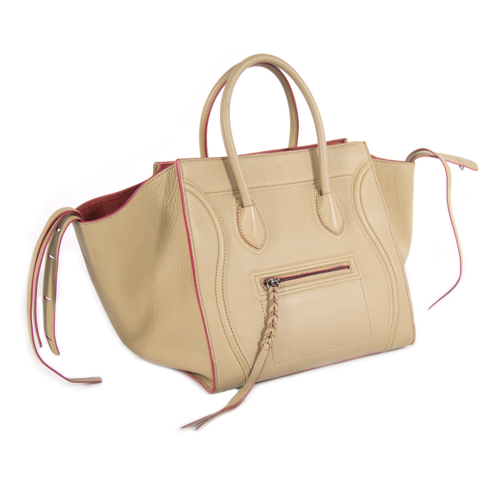 Celine Medium Luggage Phantom Bag Bags Celine - Shop authentic new pre-owned designer brands online at Re-Vogue